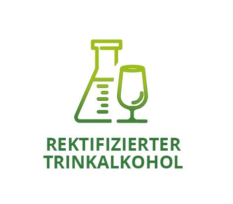 REKTIFIZIERTER TRINKALKOHOL
