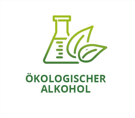 ÖKOLOGISCHER ALKOHOL
